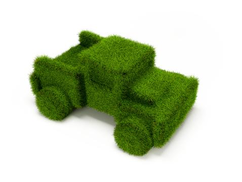 green trucking