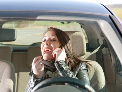 unsafe driving We have all heard multiple times how dangerous distracted driving is – but is that only limited to cell phone use no.