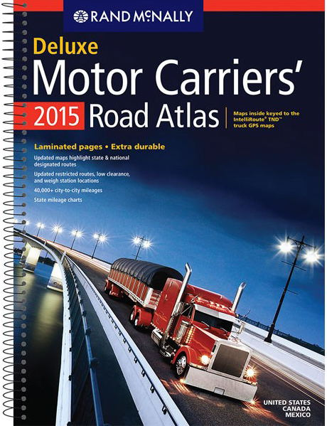 Motor Carriers Road Atlas