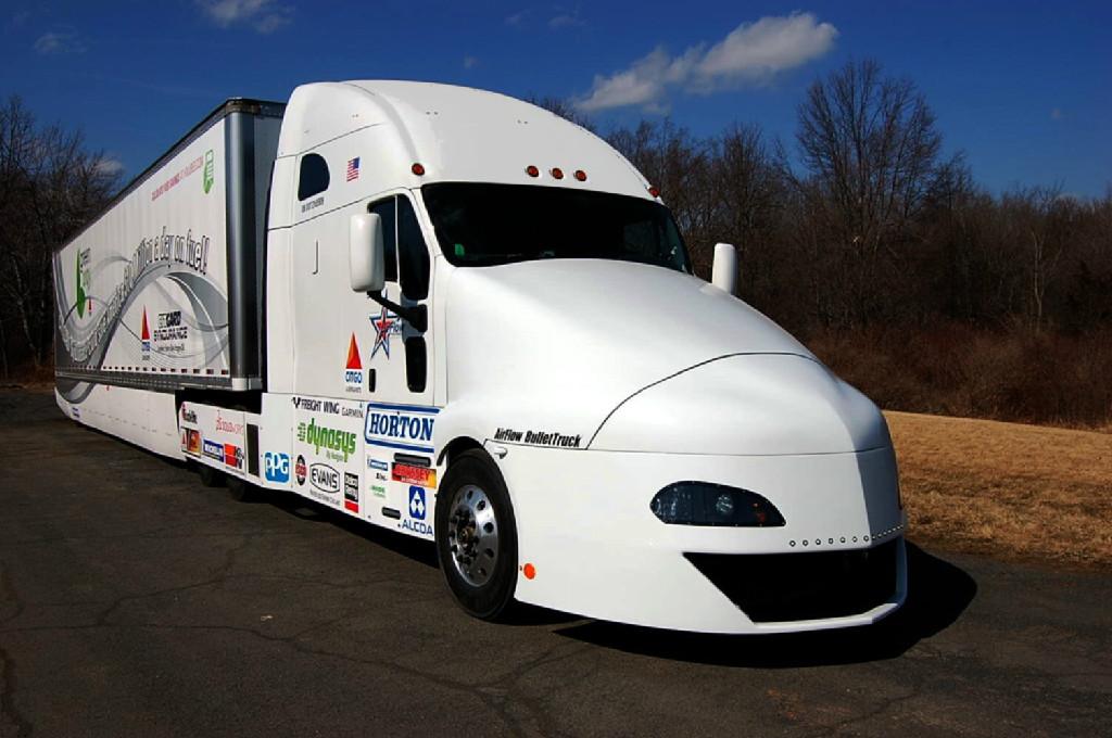 AirFlow Truck 14 MPG