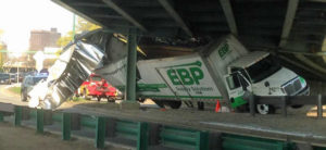 Truck Accident Storrow Drive - Boston